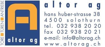Altor AG Solothurn