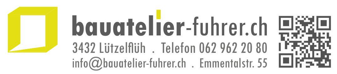 bauatelier fuhrer logo