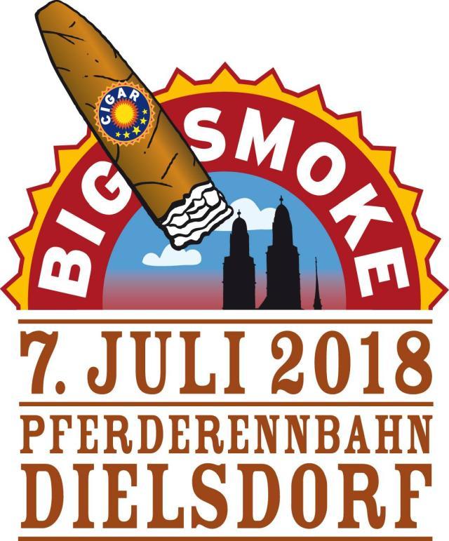 7 Big Smoke Event Logo