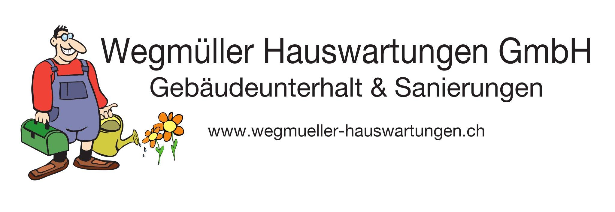 Wegmüller Hauswartung Logo